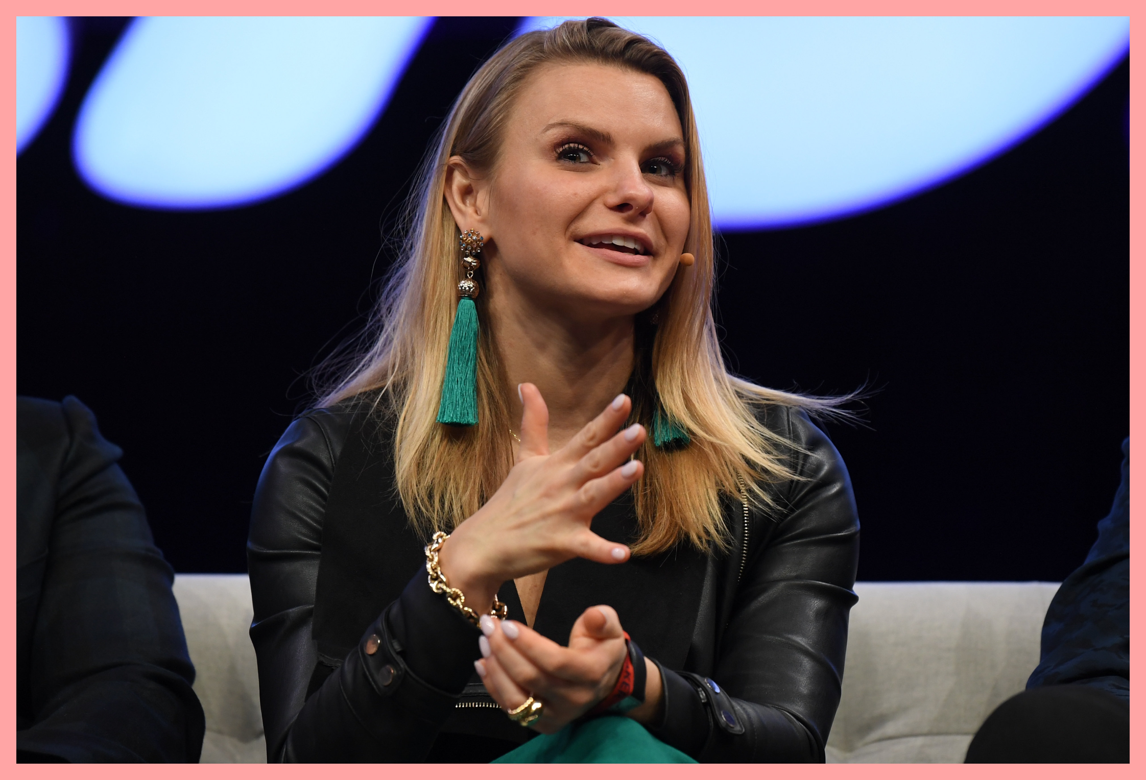 Michele Romanow, co-founder and president of Clearbanc and Dragon on Dragon's Den