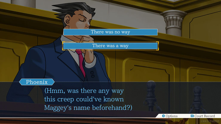 Ace Attorney Phoenix Wright is another very popular game with visual novel narrative elements.