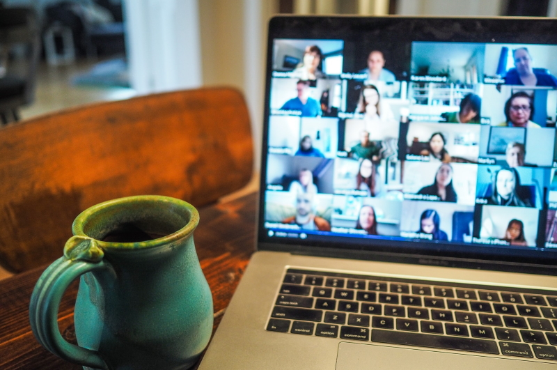 Public speaking tips that are useful for remote conference speaking or for in-person talks