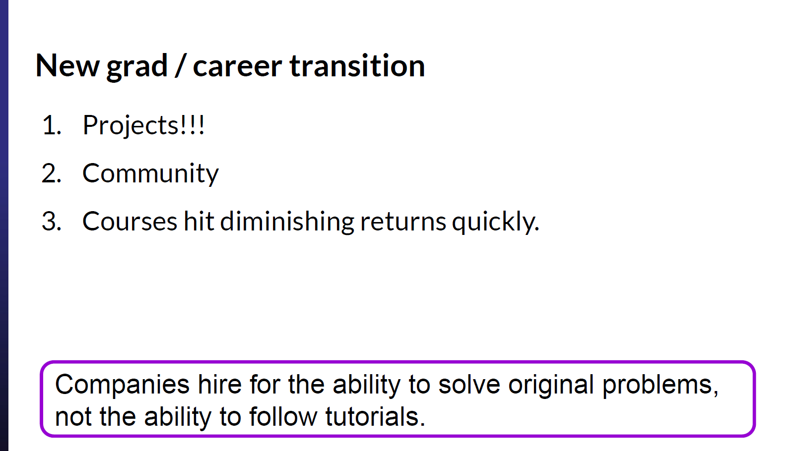 Are online courses useful on data science resumes?